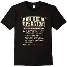 Ham Radio Operator Funny Definition T-Shirt