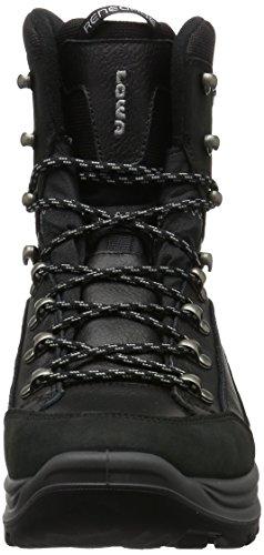 Lowa Renegade Ice Gtx, Zapatillas de Senderismo para Hombre Negro (Schwarz_black)