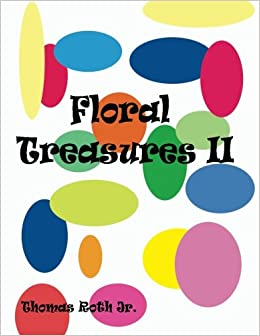 Book Floral Treasures II: Volume 2