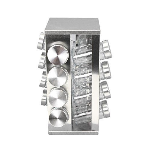 Adorox Steel Spice Rack Revolving product image
