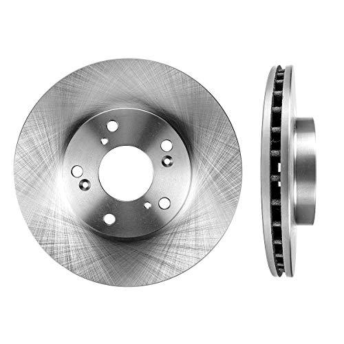 FRONT Premium Grade OE 282 mm [2] Rotors Set CBO200340 [ Acura ILX Honda Accord Coupe Sedan Civic CR-V Element ]