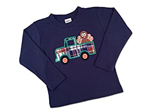 Thanksgiving Turkey Shirt for Toddler Boys