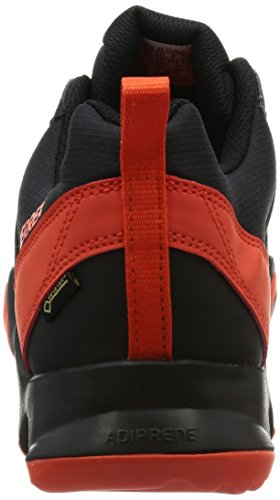 adidas Terrex Ax2r GTX, Chaussures de Randonnée Homme, Noir (Negbas/Negbas/Energi), 40 EU