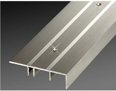 Aluminio rodapié / zócalo, con elementos de Swarovski (clic ...
