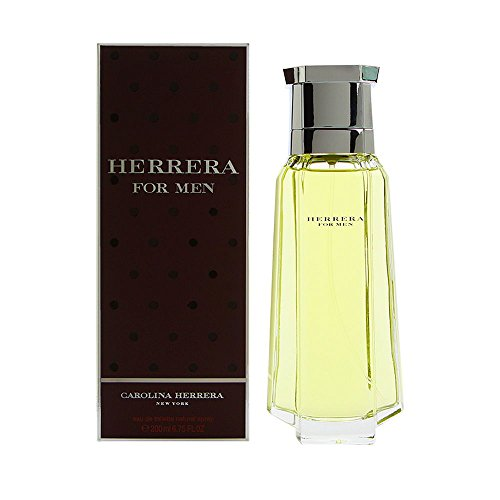 CAROLINA HERRERA Eau De Toilette Spray for Men, 6.75 Ounce