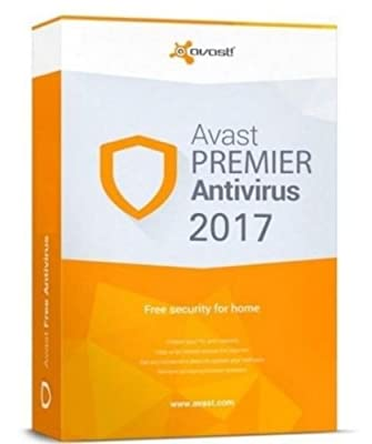Avast Premier 2018 AntiVirus License Key 3 Years 1 PC(Digital Download)