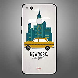 Huawei P10 Lite New York Taxi
