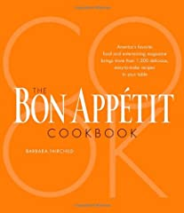 """""""You can always tell a Bon App?tit recipe: It's a sophisticated twist on a beloved classic, and it's easy to make...our goal is to give you the cumulative expertise of Bon App?tit, with more than 1,200 recipes that will be delicious, first ti..."""