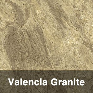 Acrylic Wall Kit - Valencia Granite (Stone) (Valencia Shower Kit)