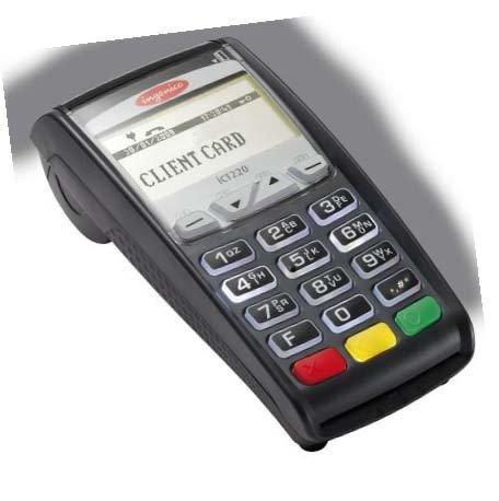 Ingenico iCT250 Dual Comm EMV + NFC