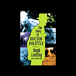 The Story of Doctor Dolittle Hörbuch