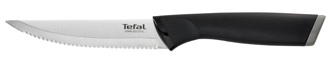 Tefal nbsp;– Knife, Black Cheese Knife 12 cm Black Tefal nbsp;- Knife K2213314