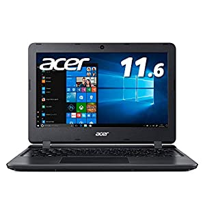 Acer ノートパソコン  11.6型 Celeron  4GB 64GBeMMC Windows 10 【Amazon.co.jp 限定】