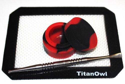 Titanium Silicone Platinum Non stick Container product image