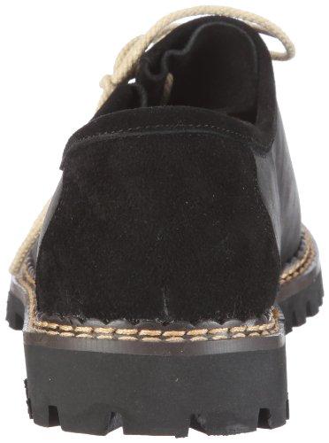 Chaussures Noir Horse basses wpW07015 homme Black 1cdbM Crazy Wolpertinger wgxOvS