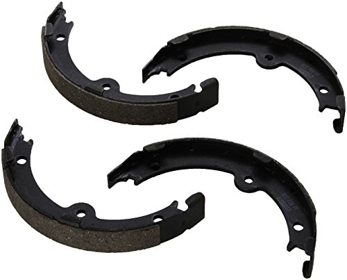 Bosch BS907 Blue Drum Parking Brake Shoe Set