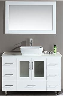 Ariel Seacliff By Sc Nan 42 Nantucket 42 In Single Bathroom Vanity