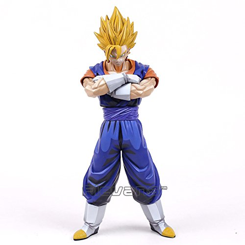 Dragon Ball Z MSP Master Stars Piece The Vegetto Manga Dimensions PVC Figure Collectible Model Toy 26cm (Teen Saiyan Super Gohan)