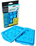 Gedeo 13 x 18.5 厘米 Delicacies 模具,蓝色
