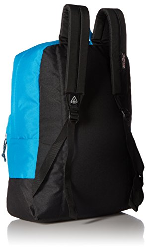 JanSport Black Label Superbreak Backpack - Lightweight School Bag 2 THE SUPERBREAK BACKPACK: The JanSport SuperBreak is the look that started it all. One of our best selling everyday, travel, work & school backpacks, with the classic JanSport look, front zipper pocket & padded shoulder straps, available in over 30 colors. YOUR EVERYDAY, EVERYWHERE BACKPACK: JanSport backpacks are popular at school for a reason. With colors & style that reflect your personality, room for books, water bottles, laptops & sports gear, your JanSport goes from school to fun as quickly as you do. JANSPORT BACKPACKS: JanSport backpacks are made with durable fabric, zippers & straps, in colors & designs to reflect your style. We stand by our packs for a lifetime, so carry your JanSport on your adventures, knowing we'll replace or repair any breaks.