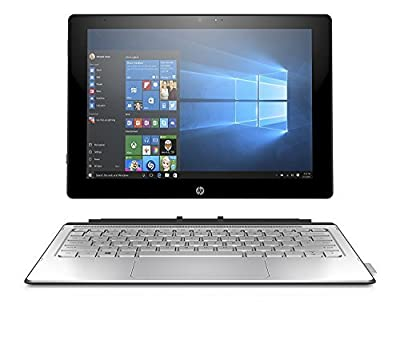 2017 HP Spectre X2 12-Inch Convertible Flagship WUXGA+ IPS FHD Touchscreen Laptop (4G LTE, Intel Core m3-6Y30, 4GB RAM, 128GB SSD, Bluetooth, Windows 10)