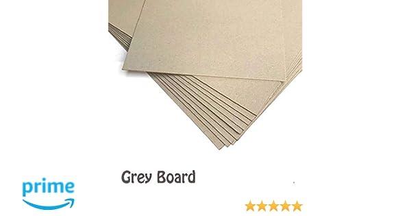 House of Card & Paper - Papel de estraza (1500 micras, 945 g/m², tamaño A3, 30 hojas por paquete)