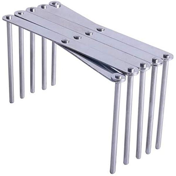IKEA VARIERA - Soporte para tapas, acero inoxidable: Amazon ...