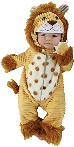 (Safari Lion Baby Infant Costume - Newborn)