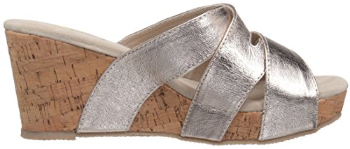 Wedge Leona Champagne Women's Volatile Sandal ZqxXnwBTUp