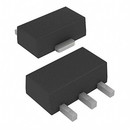 Pack of 30 MOSFET N-CH 500V 0.25A SOT89-3