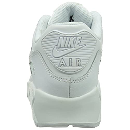 Details about NIKE AIR MAX 90 (GS) WhiteWolf Grey 307793 167 US BOYS