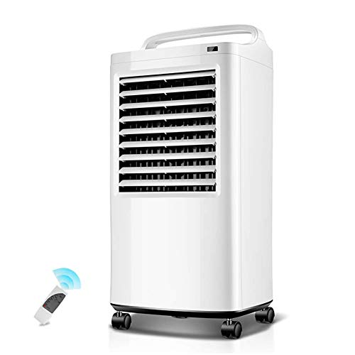 Desktop Fan Home Fan Mobile Air Conditioners Air Cooler Air Conditioner Fan Evaporative Humidifier Air Purifier Air Freshener Household Small-scale Mobile Soft Wind Table Desk Fan for Home and Travel by Gelaiken (Image #6)