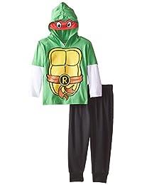 Nickelodeon T-Shirtnage Mutant Ninja Turtles Boys' 2pc Hoodie Pant Set