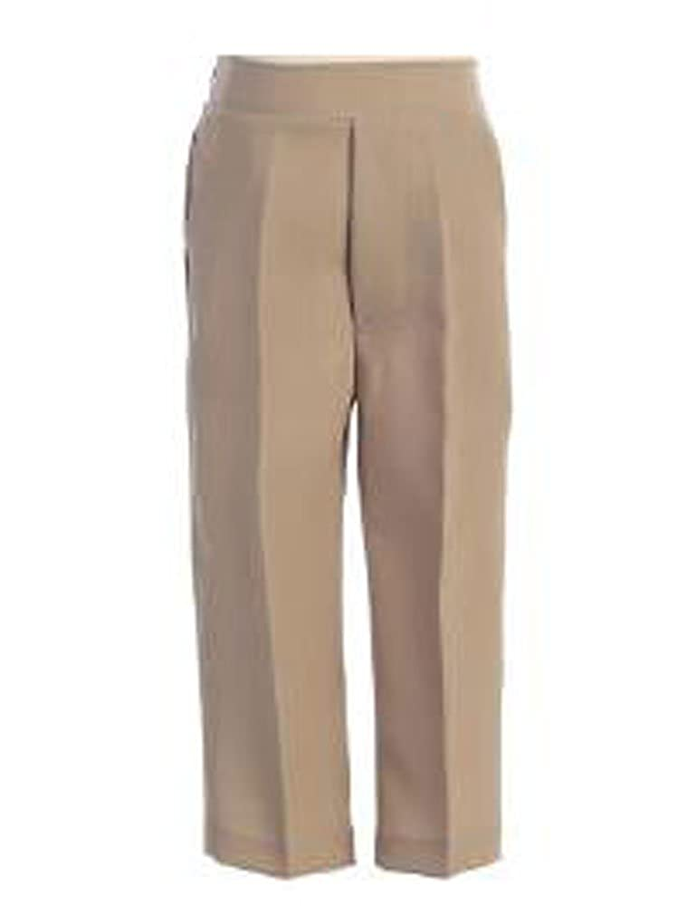 LITO Boys Long Pleated Pants Khaki 14