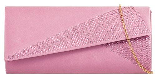 Bag HandBags Girly Asymmetric HandBags Pattern Asymmetric Bag HandBags Asymmetric Clutch Girly Clutch Girly Pattern Pink Pink wcStqvxz4C
