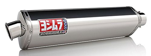 Yoshimura 13200A6550 TRS Race Series Slip-On - Stainless Steel - Race Yoshimura Trs
