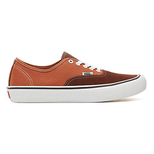 - Vans Men's Shoes Authentic Pro Suede/Canvas Skate Sneakers VN000Q0DU14 (9.5 D(M) US Men/11 B(M) US Women)