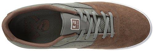 Der Sabbat-Skate-Schuh der Kugel-Männer Braun / Holzkohle