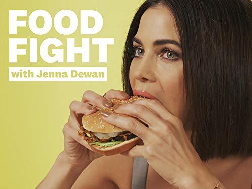 Jenna Dewan Reviews Vegan Fast Food ()
