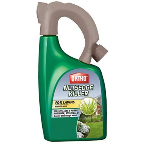Ortho Nutsedge Ready-To-Spray Killer, 32-Ounce (Nutsedge Weed Control)