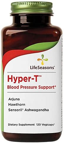 HyperT Blood Pressure Support Arjuna