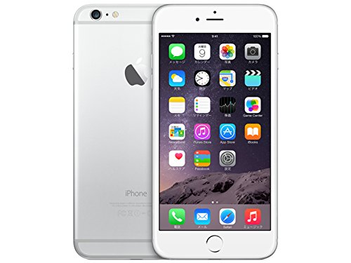 iPhone6 128GB(シルバー)