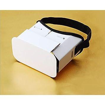 Creative DIY Gafas de Realidad Virtual portátiles Google Cartón ...