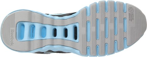 Pearl gravel Reebok Grau De Gris Femme Solarvibe Chaussures Sport blue xqzxH7F