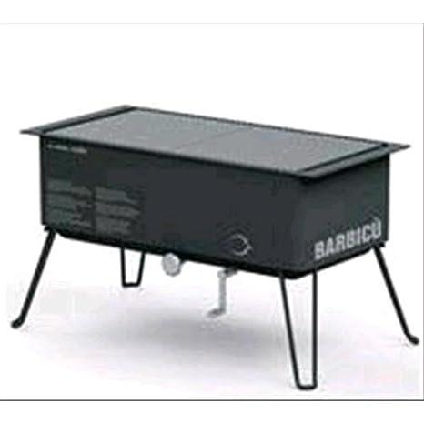 67x40cm Grill-Aufsatz Rost Grillgitter BBQ Flash Grillrost eckig ca