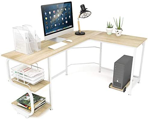 Teraves Reversible L Shaped Desk