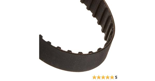 1 Width 22.5 Length CKPSMS Brand -# 225L100 1PCS Timing Belt 60 Teeth 3//8 Tooth Pitch