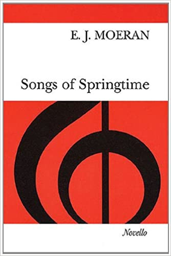 Download online SONGS OF SPRINGTIME          SATB VOCAL SCORE PDF