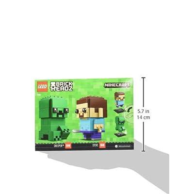 LEGO Brickheadz Steve & Creeper: Toys & Games