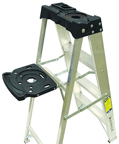 Louisville Ladder AS3008 300-Pound Duty Rating Aluminum Stepladder, 8-Foot by Louisville Ladder (Image #3)